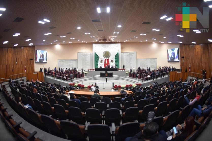 Aprueban comparecencias de titulares de órganos autónomos en Veracruz