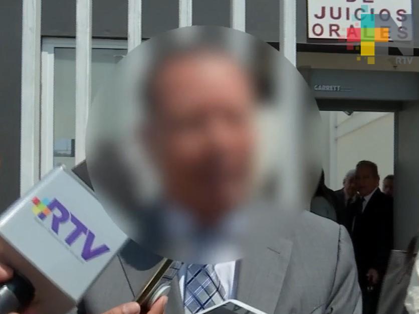 Vinculan nuevamente a proceso al exgobernador Flavino Ríos Alvarado