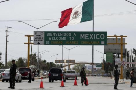 Seguirá cerrada hasta el 19 de mayo frontera México-EUA
