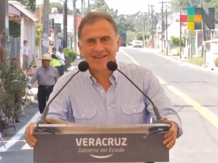 Empresarios satisfechos con desempeño de gobernador Yunes