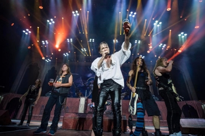 "Banda Iron Maiden regresará a México con su tour ""Legacy of the beast"""