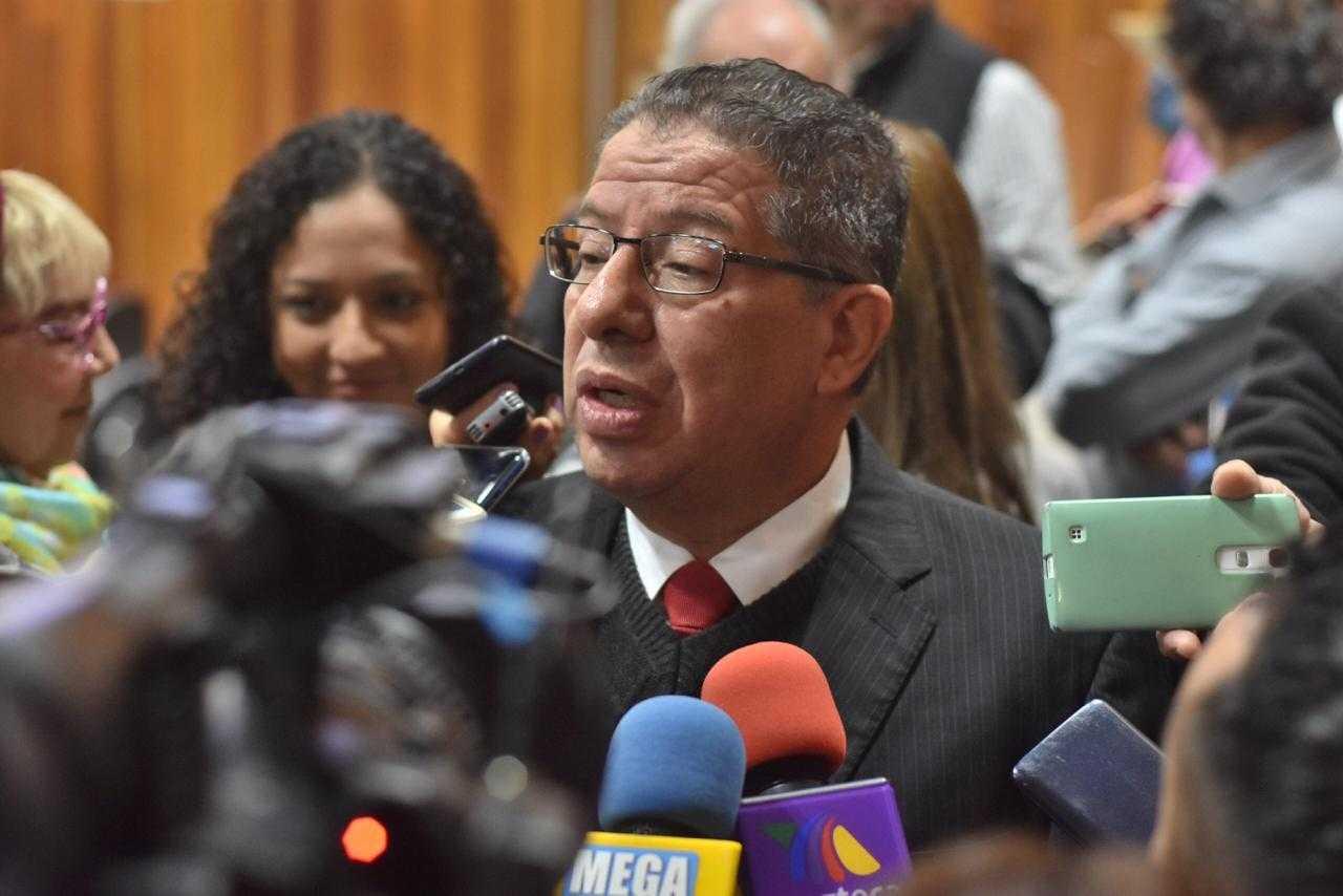 En sesión extraordinaria se votaría dictamen de juicio político contra fiscal