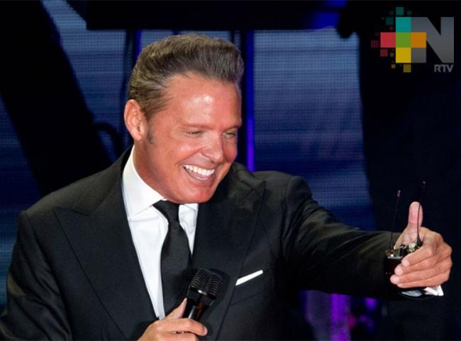 Luis Miguel gana Grammy Latino con «México por siempre»