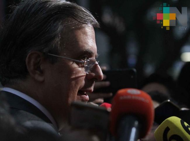 Muere el padre de Marcelo Ebrard