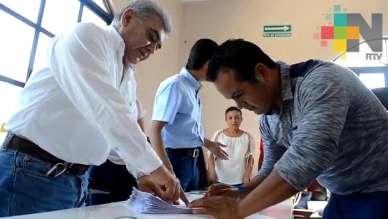 Programa Permanente de Escrituración beneficia a habitantes de Tantoyuca