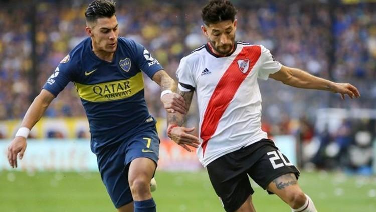Enloquecen hinchas argentinos con final Boca-River en Libertadores