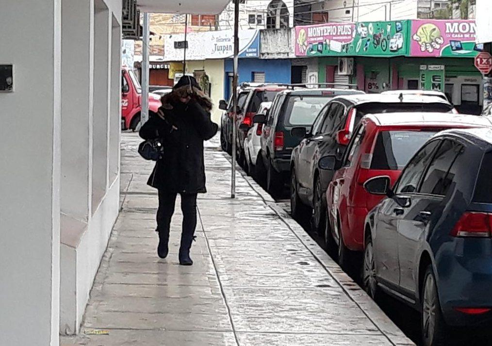 Ambiente fresco a frío, lloviznas y lluvias dispersas en el estado de Veracruz