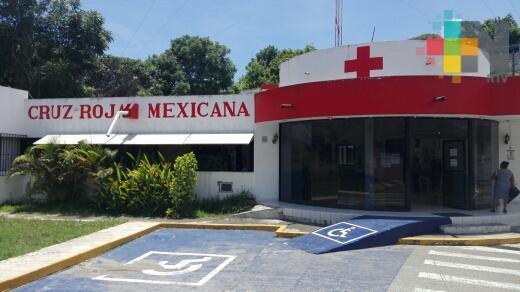 Cruz Roja de Tuxpan sin ambulancias por falta de recursos económicos