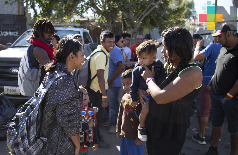Más de dos mil migrantes han solicitado la tarjeta de visitante