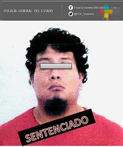 Obtiene FGE sentencia de 65 años de prisión contra secuestrador, en Poza Rica