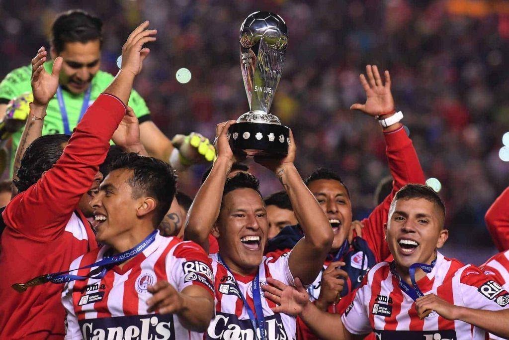 San Luis, campeón de Ascenso MX; termina con sueño de Dorados y Maradona