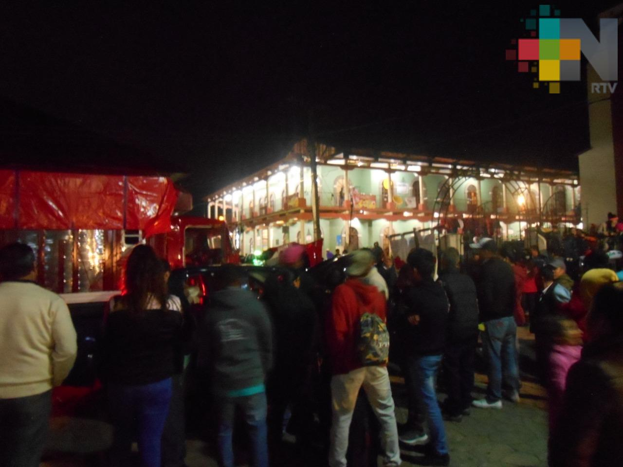 Feligreses de Huayacocotla inician peregrinación a la Basílica de Guadalupe