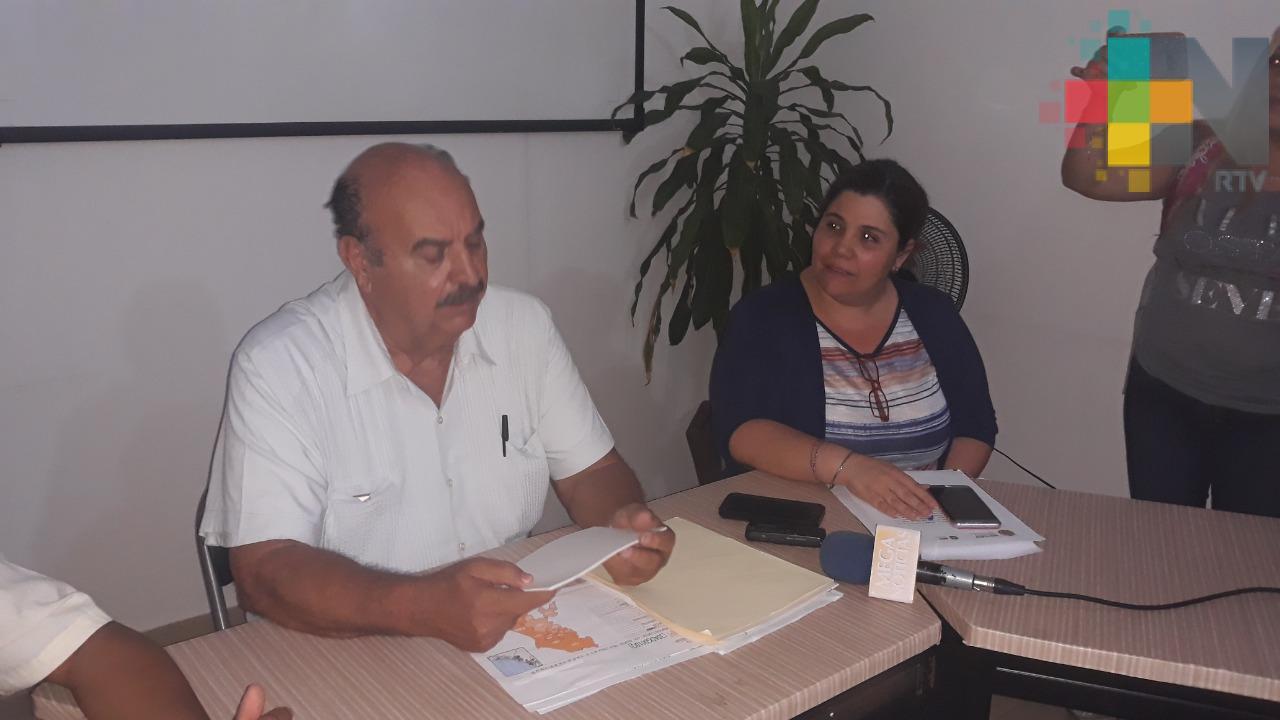 Odilón Sánchez Nava, nuevo delegado de la SEV en la zona norte