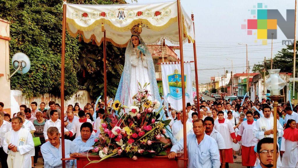 Iglesia Liberiana en Cosamaloapan, prepara festividad a la Virgen de la Inmaculada Concepción