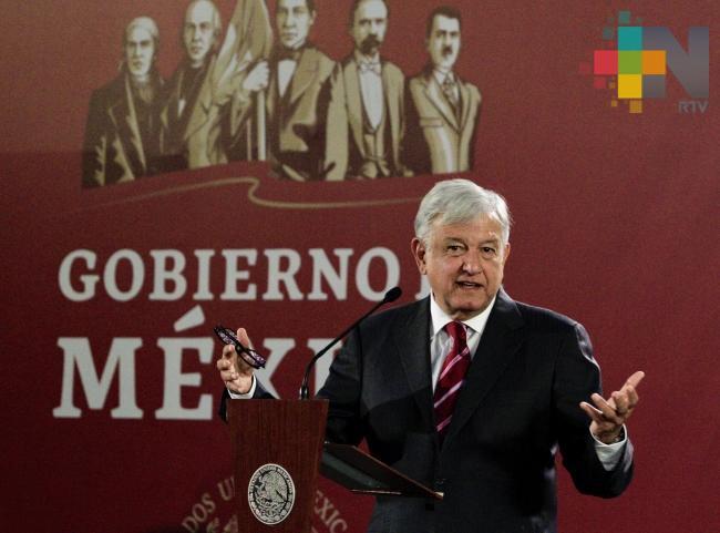 Corregiremos error en presupuesto para universidades: López Obrador