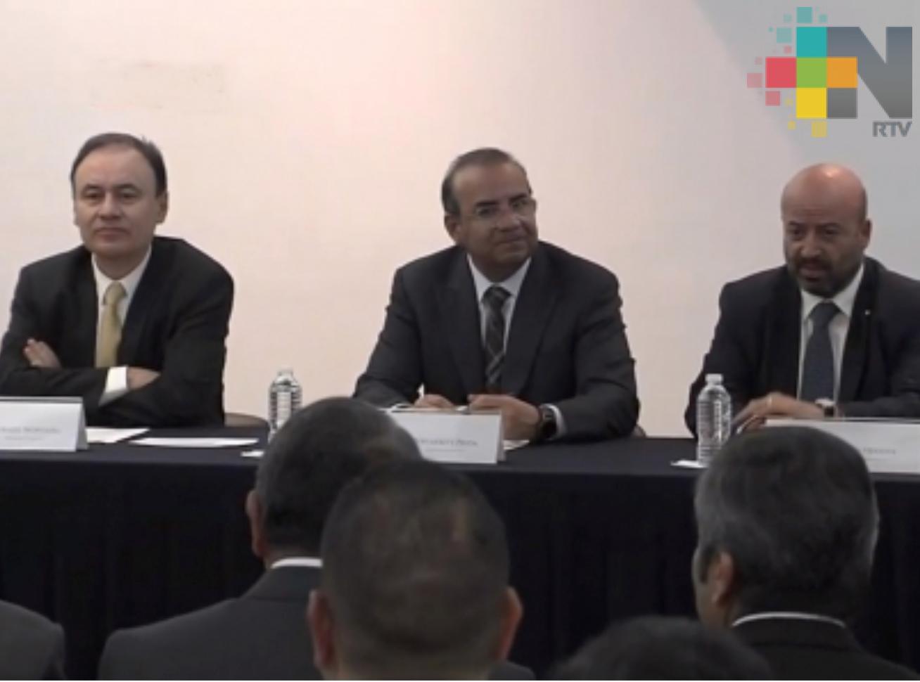 Alfonso Durazo asume mando de la Comisión Nacional de Seguridad