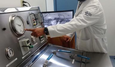 ¿Sabes para qué se usa una cámara hiperbárica?