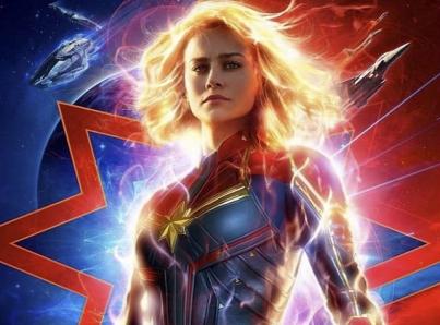"Lanzan tercer tráiler de la película ""Capitana Marvel"""
