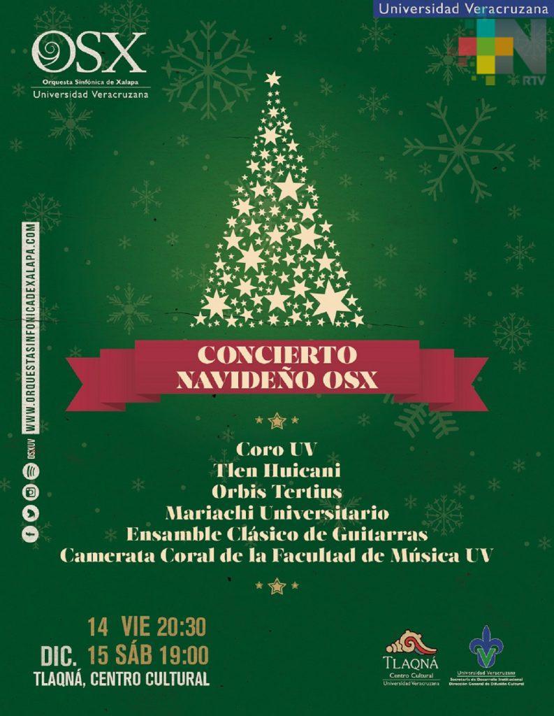 Fin de semana de conciertos navideños