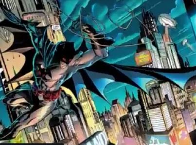 DC Comics presenta adelanto de estrenos de 2019