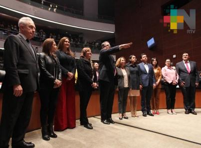 Ebrard, ratificado como nuevo canciller de México