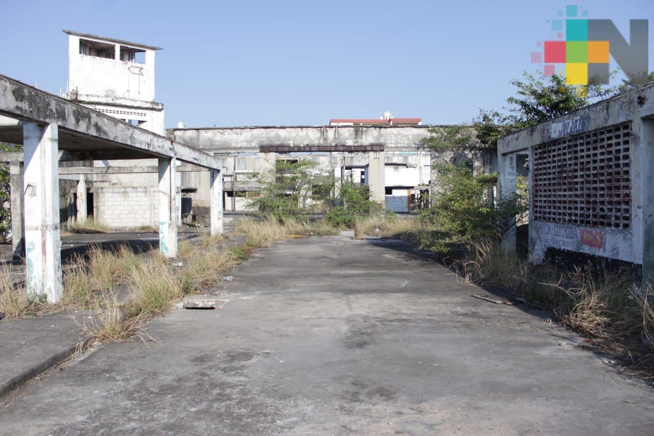 Expenal de Allende es refugio de indigentes; rehabilitarlo costaría más de 200 mdp