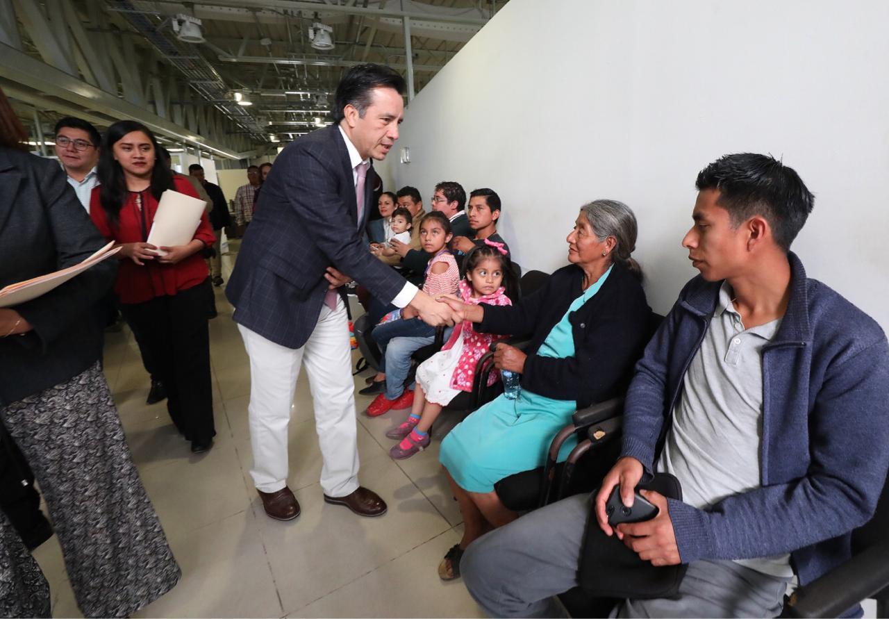 No se solicitarán préstamos que comprometan las finanzas de Veracruz: Cuitláhuac García