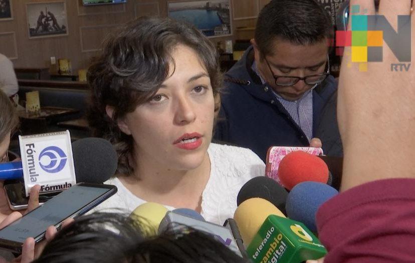 SPC apoya el tránsito de pipas de Pemex que salieron de Coatzacoalcos: Guadalupe Osorno