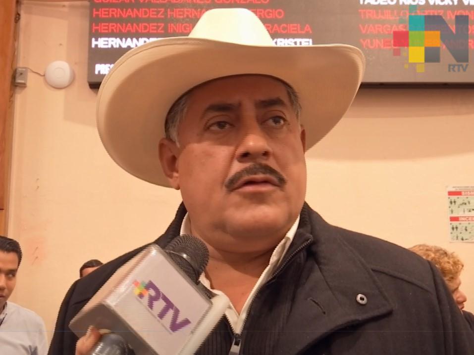 Restos del diputado Juan Carlos Molina serán sepultados en Tlacotalpan