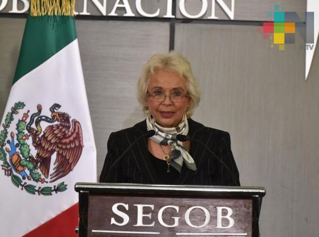 Ninguna violación a derechos humanos se tolerará: Sánchez Cordero