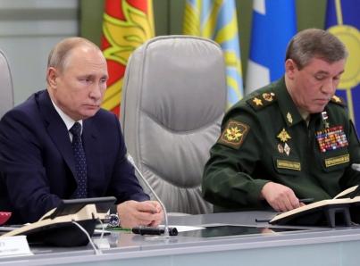 Rusia prueba con éxito lanzamiento del nuevo misil hipersónico Avangard