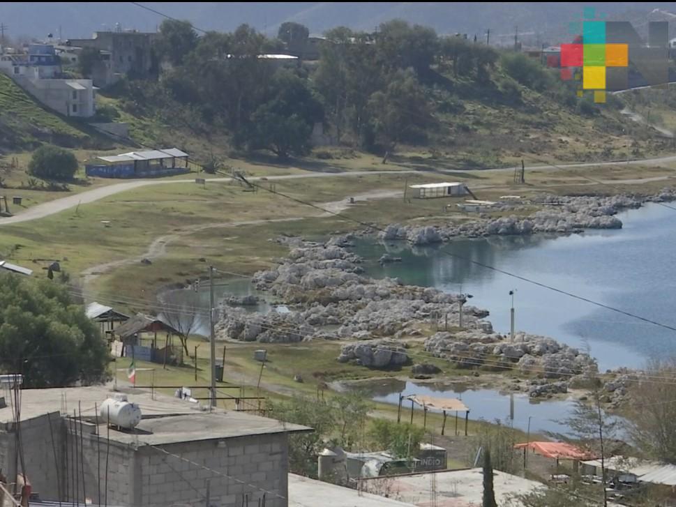 La localidad de Zalayeta en Perote registró la temperatura más baja de la temporada, -8.5 grados