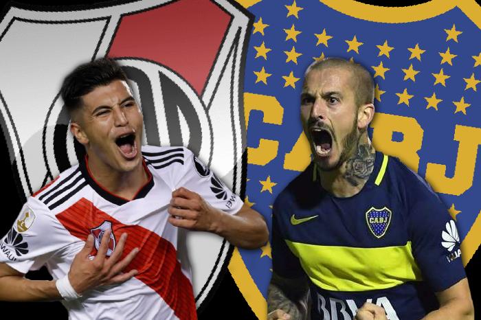 Boca Juniors y River Plate ganan este domingo en la Superliga Argentina
