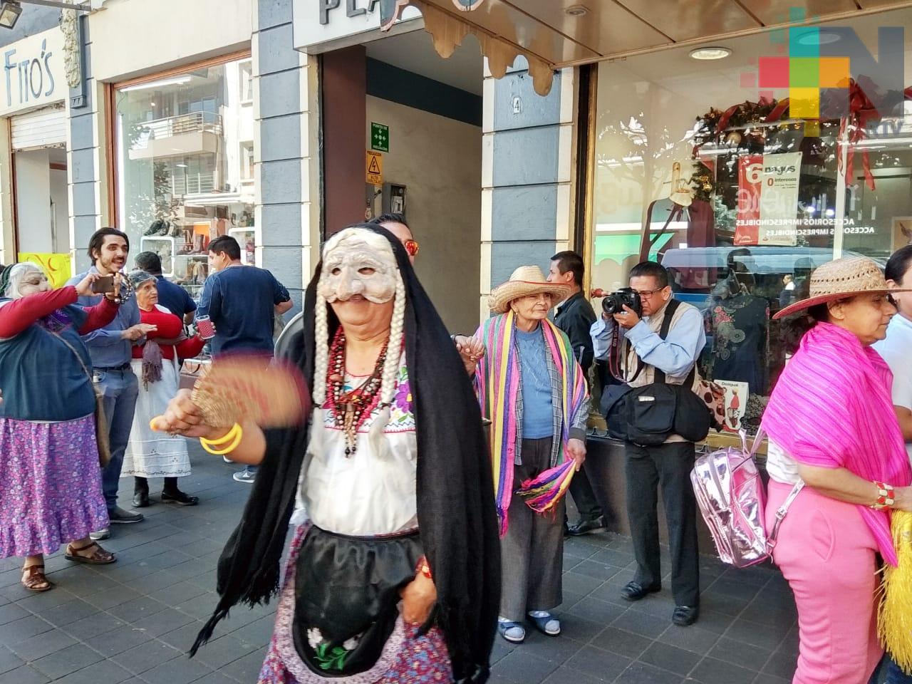 «El viejo», una tradición veracruzana