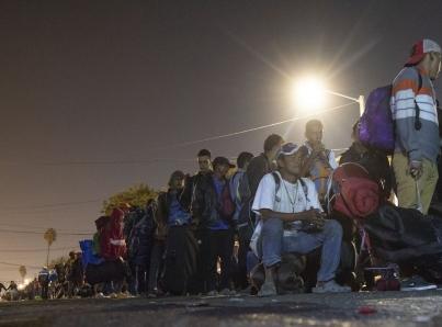 A través de Cáritas se distribuiría la donación del Papa Francisco para ayuda a migrantes