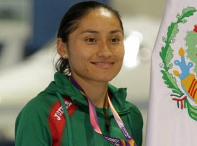 Medallista olímpica Guadalupe González suspendida por dopaje