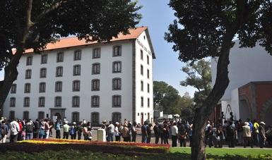 El Complejo Cultural Los Pinos recibe a 180 mil visitantes a una semana de su apertura