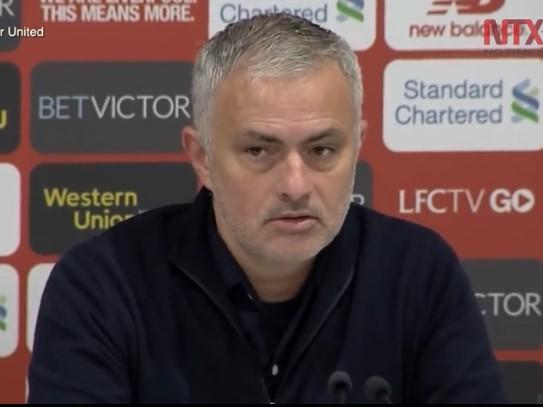Manchester United despide a José Mourinho tras derrota ante el Liverpool