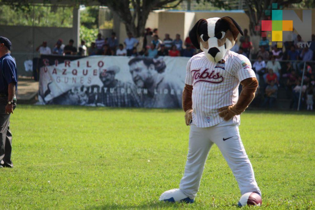 Tobis de Acayucan por la remontada en Serie Final