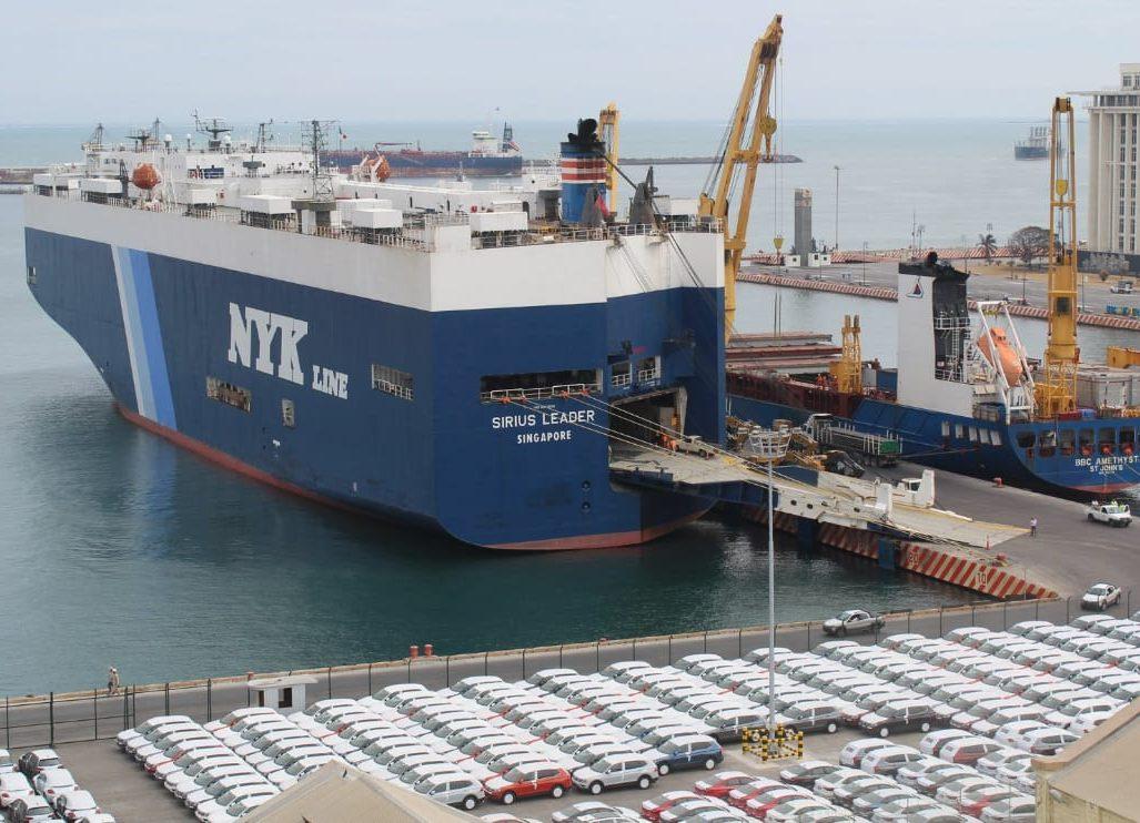Puerto de Veracruz establece nuevo récord histórico en manejo de carga