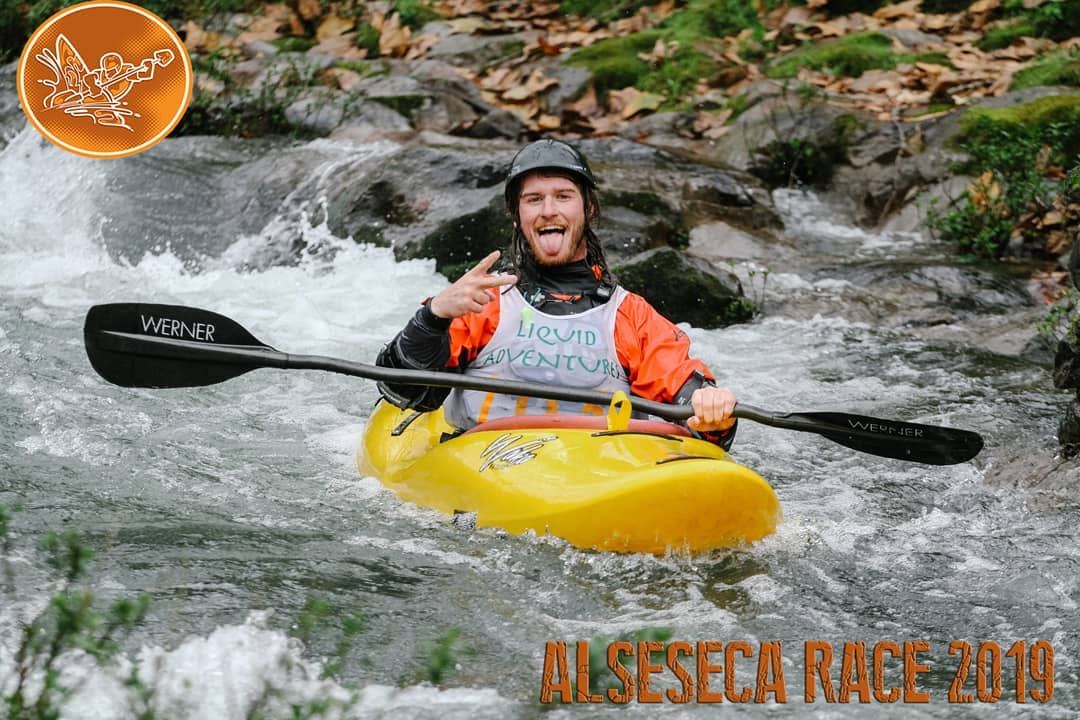 Inicia llegada de kayakistas internacionales para Alseseca Race 2019