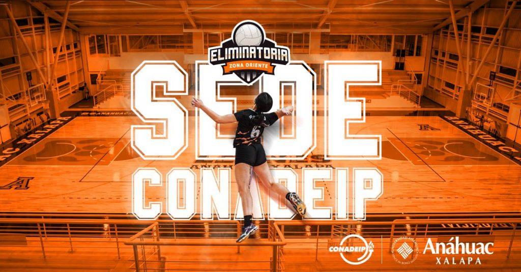 Anáhuac Xalapa recibirá eliminatoria CONADEIP de Voleibol de Sala