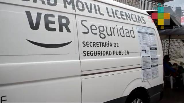 Instalarán Unidad Móvil Para Apoyar Expedición De Licencias