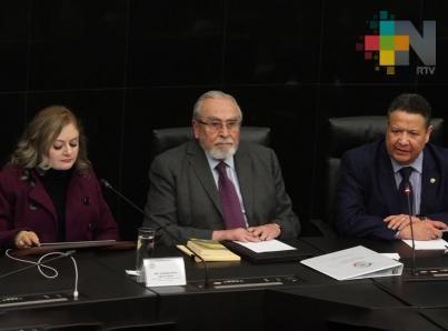 Reitera Bátiz su independencia respecto al Ejecutivo federal