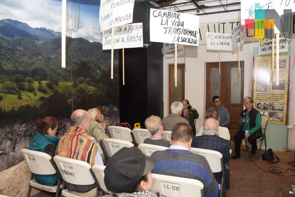 Continúa la exposición Xalapa 1968: Medio siglo después, en el MUXA