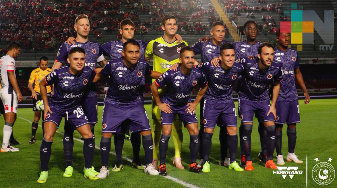 Primera derrota de Tiburones Rojos en Liga MX
