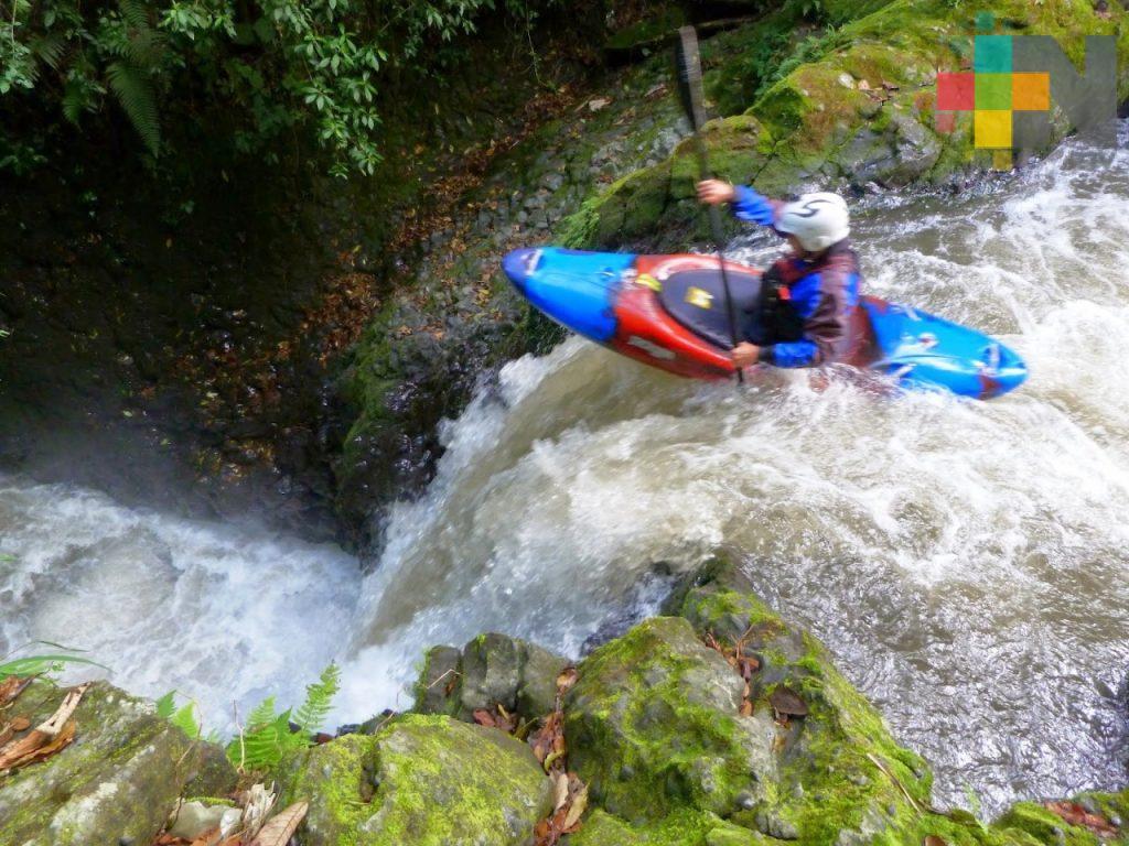 Todo listo para la Carrera Internacional de Kayaks