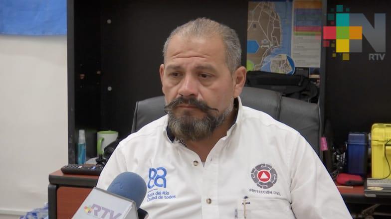 Renuncia el director de PC municipal en Boca del Río