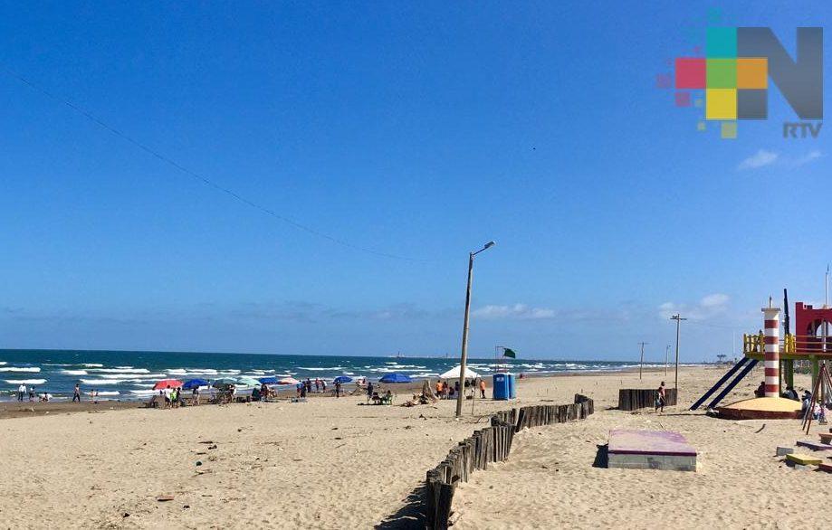 Ambiente cálido en gran parte del estado de Veracruz