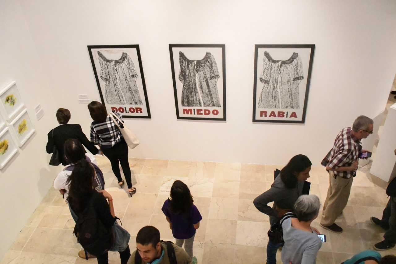 La Bienal de Arte de Veracruz tiene como objetivo fomentar la creación artística contemporánea